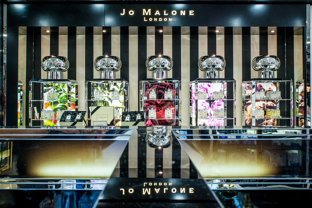 Jo Malone Pop-up Store, Beijing Terminal 3
