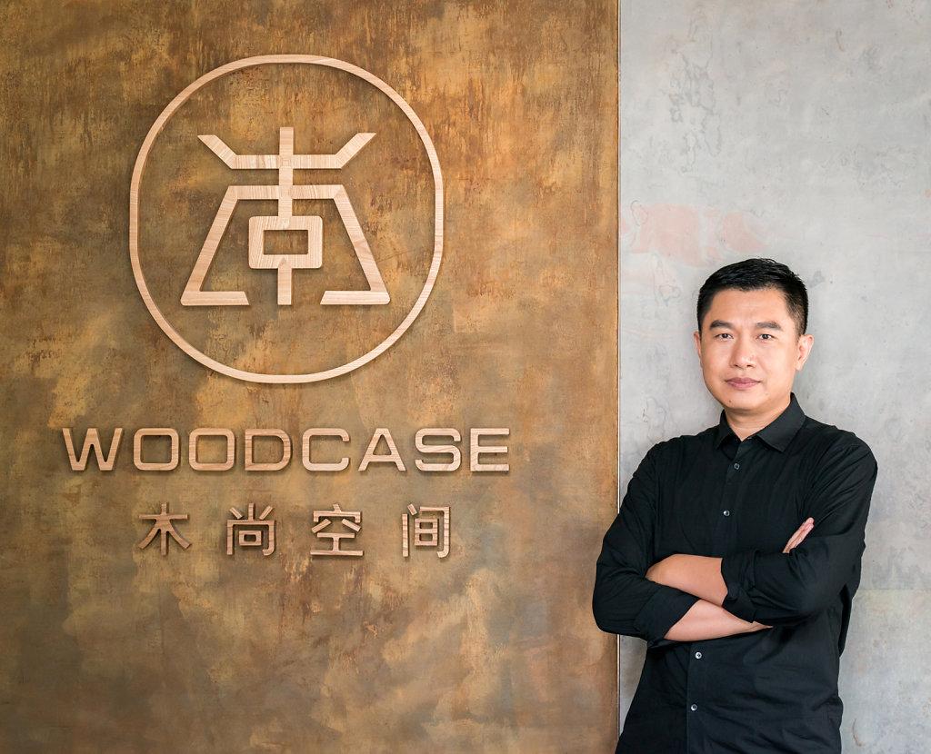 Su Minghao (Woodcase CEO)
